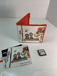 Mario & Luigi: Bowser's Inside Story (DS, 2009) - Nintendo Video Games COMPLETE