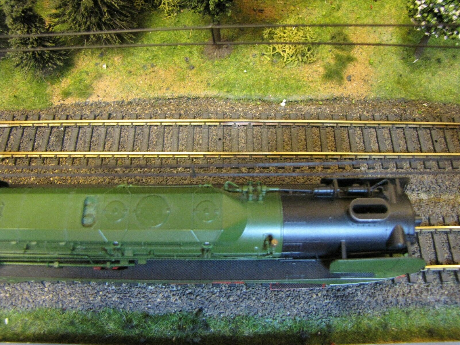 ROCO (63201) locomotiva 18 201 ho CC Digital Sound OVP
