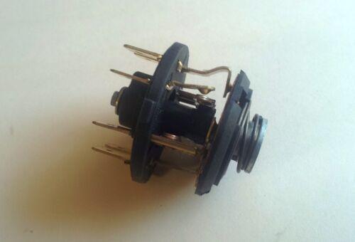 Pol.Wolga Lada Moskvich ZAZ GAZ //2105-3704100 Zündschloss Kontaktsatz Platte 8
