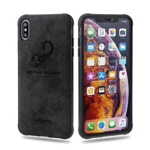 Iphone X Xs Horoscope Cover Fashion Design Soft 3d Zodiac Scorpio Ebay