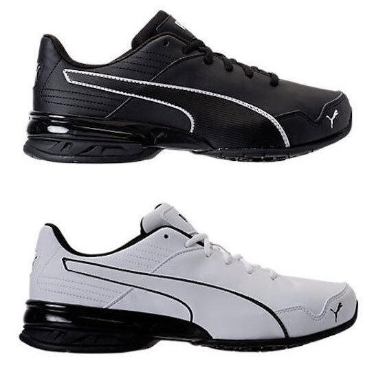 Nuevo PUMA Super Zapatos  Informales Correr Super PUMA levitar para hombre Negro Blanco Todas Las Tallas 09d76d