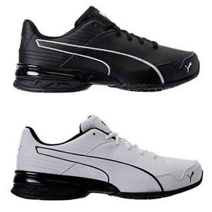 8d58d88e57d New Puma Super Levitate Running Casual Shoes Mens black white all ...