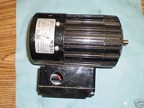 34Y6BFPP Gear Motor /< Bodine Model
