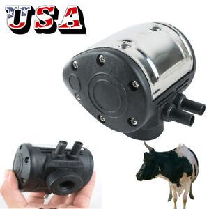 L80 Pneumatic Pulsator For Cow Milker Milking Machine Dairy Farm Cattle