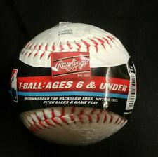 Rawlings Tee Ball Baseball TVB 1 Dozen
