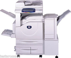 Details about Fuji Xerox Document Centre II C3000 Photocopier Printer Fax &  Scan with Finisher