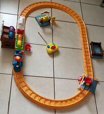 1996 Tyco Sesame Street Elmo Radio Control Railroad Train Set Tested
