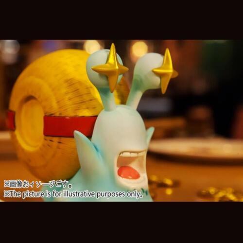 Luffy Portgas·D· Ace Den Den Mushi Resin Figure Be One Piece Monkey D