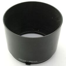 Bronica ETR 150-250mm Lens Hood, very good condition