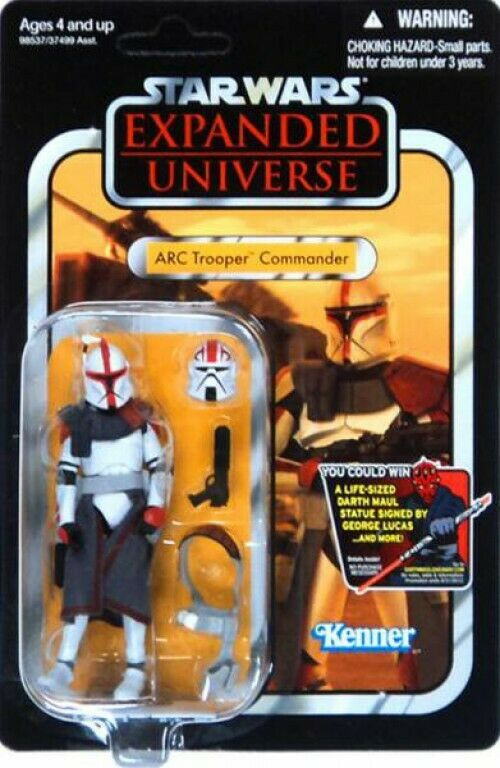Star Wars Vintage Collection Collection Collection 2012 ARC Trooper Commander Action Figure ba9bfe