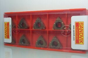 10-Pieces-Sandvik-266RG-16WH01A200M-1125-Indexable-Inserts
