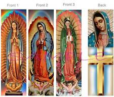 item 1 3 lot virgin of guadalupe bookmark religious cross bible book card art figurine 3 lot virgin of guadalupe bookmark religious cross bible book card