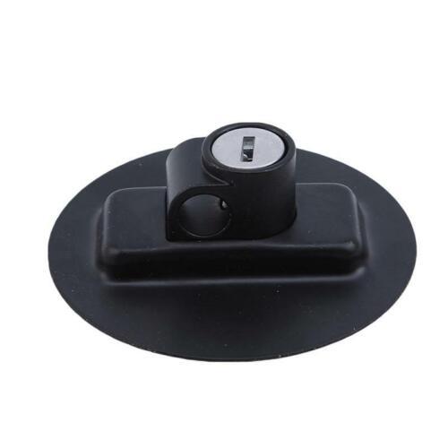 Kitchen Tool Keys-Black Large Appliance Refrigerator Door Lock Accessories Q