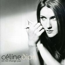 Celine Dion, Anne Geddes - On Ne Change Pas [New CD]