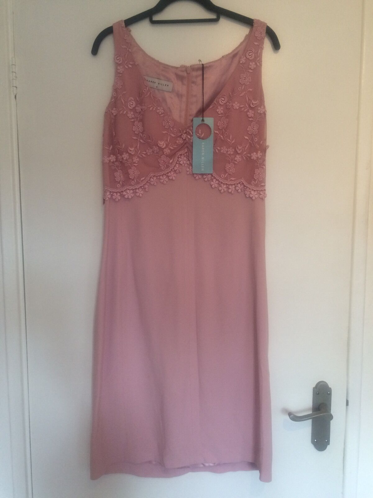 93a8dc9531 Karen Millen Pink Dress Size 12 New With Tag nzqyra23053-Dresses ...