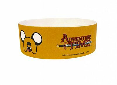 ADVENTURE TIME JAKE RUBBER WRISTBAND TOP QUALITY 100% OFFICIAL NEW