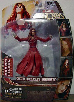 """Marvel Legends 6/"""" pouces x-men Blob BAF Wave X3 Phoenix Jean Grey Loose complet"""