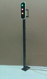 HSB Lichtsignal S4 Spur G