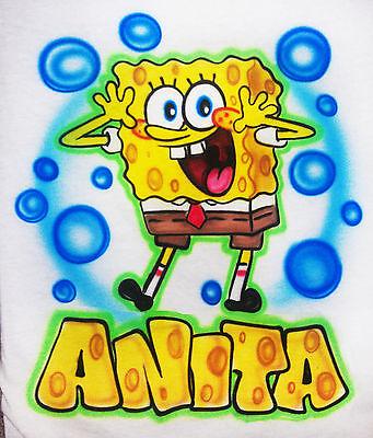 Gary Plankton Patrick Sandy Krabs 30 SpongeBob Personalized Address Labels