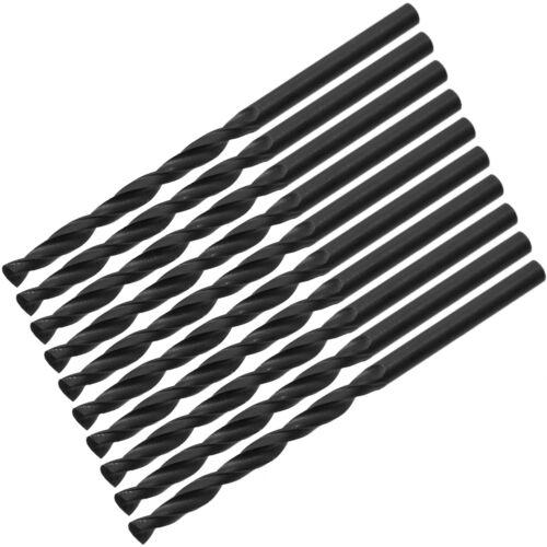 Metallbohrer Ø 5,5 mm HSS-R 10 Stück Modellbau