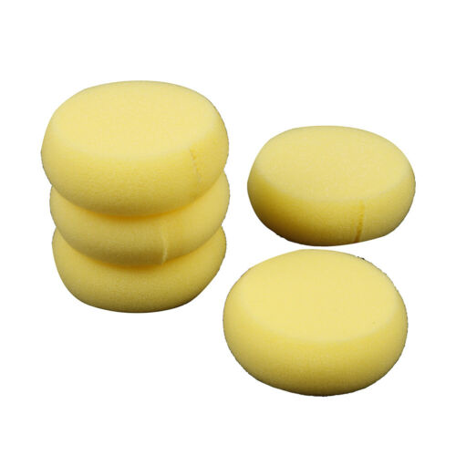 12pcs Round Synthetic Artist Paint Sponge Craft Sponges for Painting Pottery CE