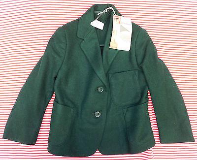 Vintage 1950s Blazer Verde Inutilizzati Girls School Uniform Swan Lake Arthur Howard-mostra Il Titolo Originale Per Godere Di Alta Reputazione A Casa E All'Estero