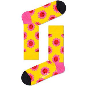 Happy Socks Women/'s Crew Socks UK 4-7EU 36-40 Yin Yang Cows