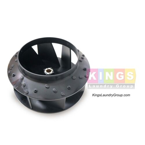 Blower Fan For Huebsch Ipso Dryer  # 70359801P Speed Queen Quality 6pk