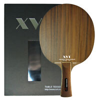 Xvt Rosewood Nano7 Powerfull Table Tennis Paddle /table Tennis Blade