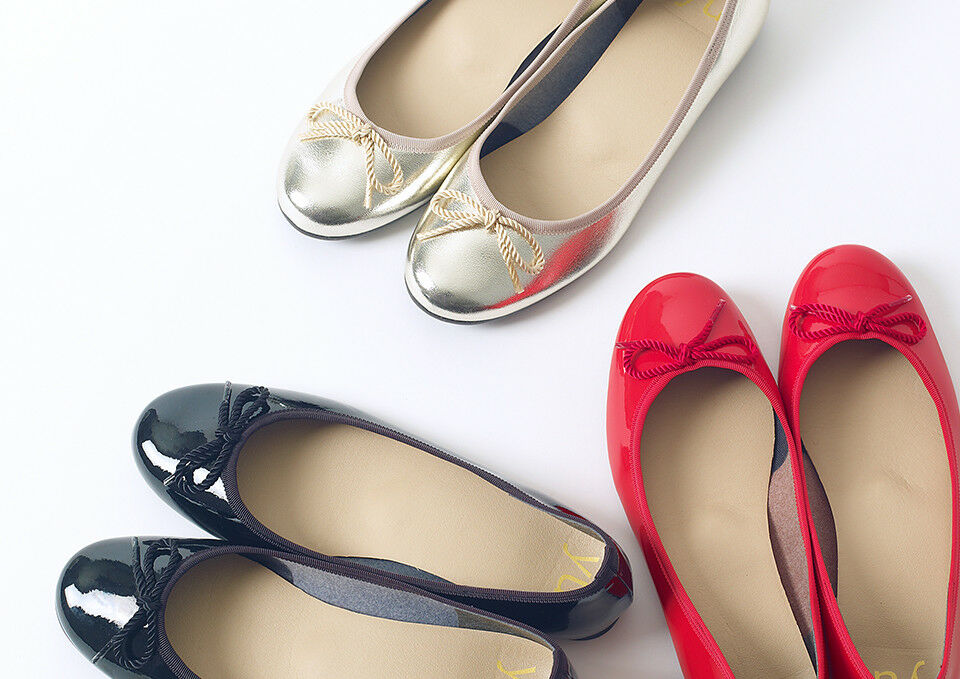 Ballet Flats shoes Speciality for Pregnant Women Maternity Cloud Funding Japan