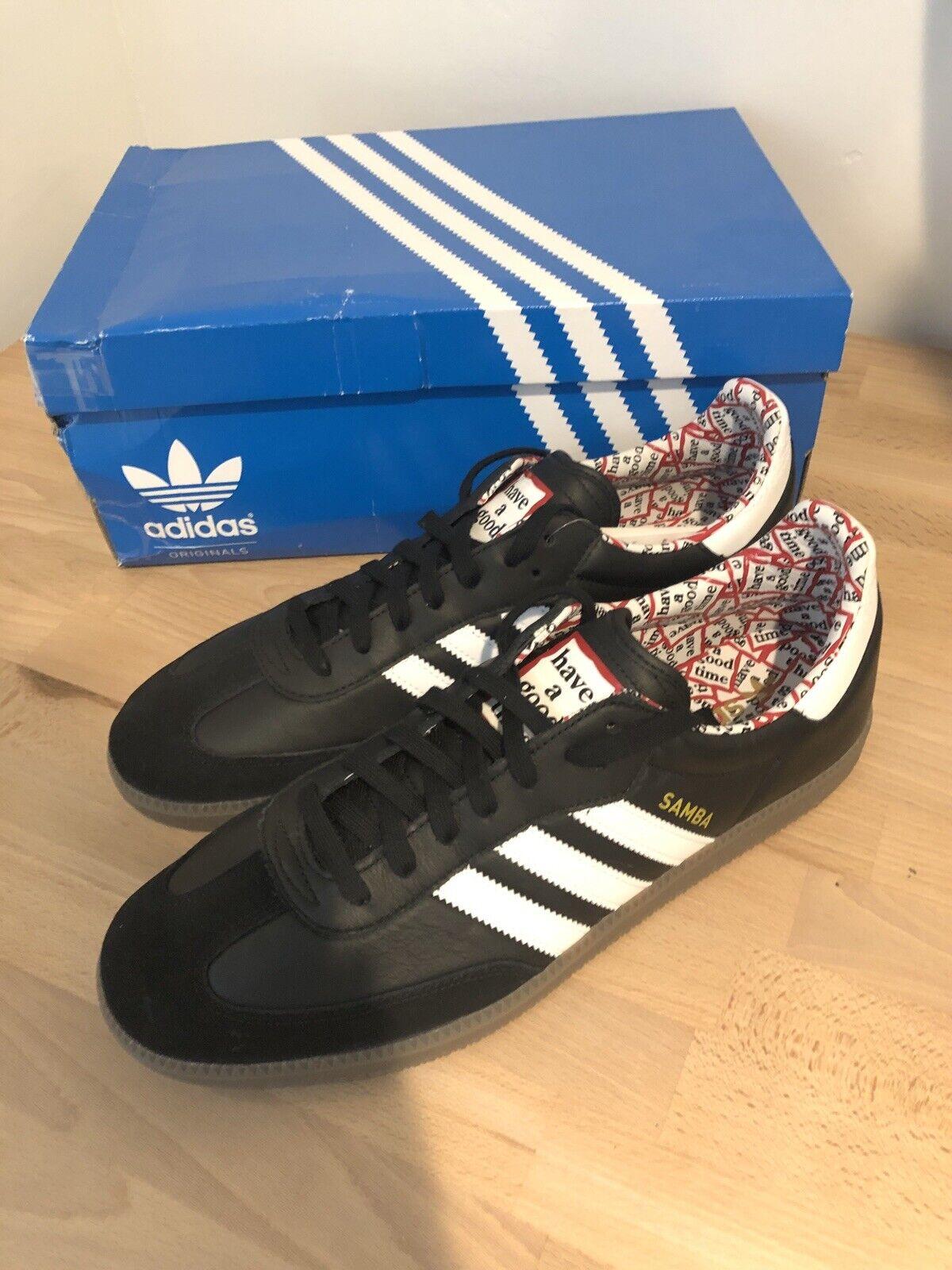 adidas Samba OG купить на eBay в