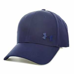 28e903167 Details about Under Armour Mens Storm Adj Cap in Navy - One Size