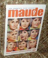 Maude The Complete First Season 3-disc Dvd Box Set, & Sealed, Rare Edition
