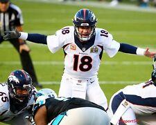 Peyton Manning Denver Broncos Football Player Glossy 8 x 10 Photo