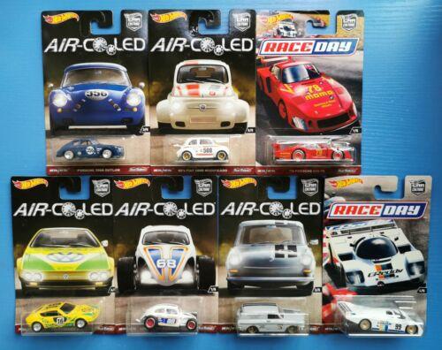 Volkswagen...... Porsche Air-Cooled Hot wheels Car Culture Race Day Series