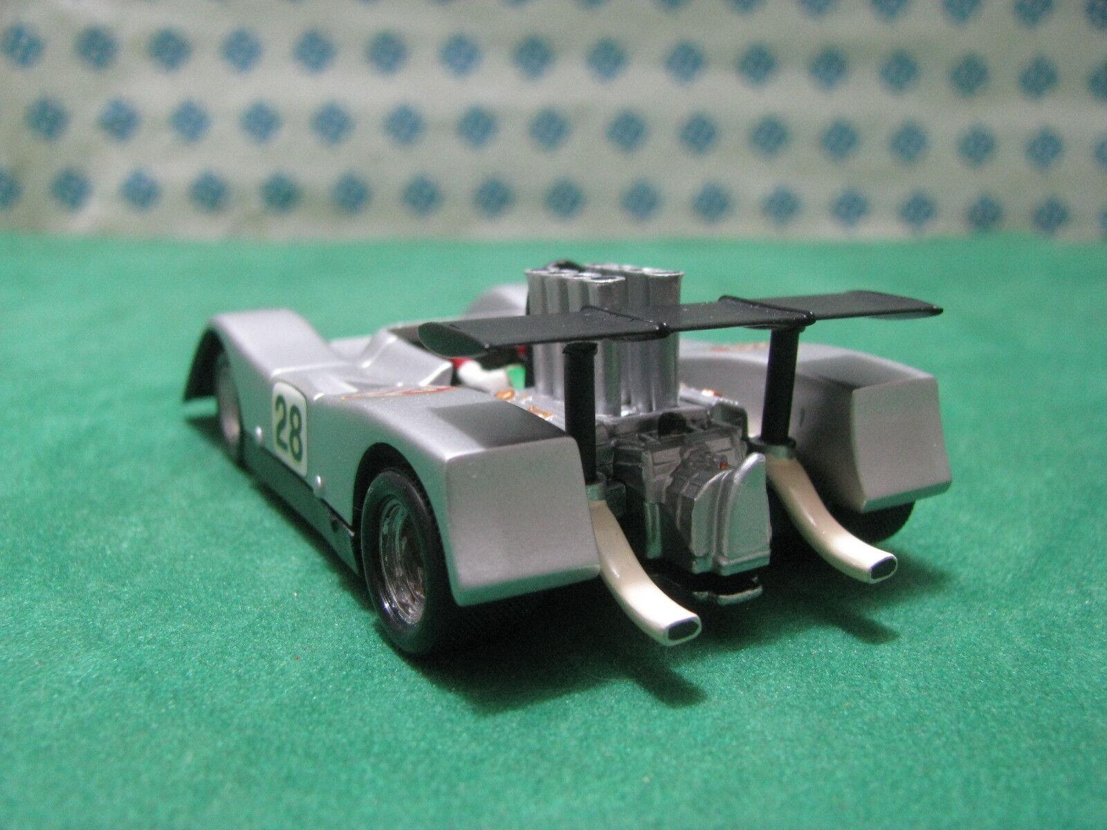 Vintage Vintage Vintage   -  B.R.M. P.154 CAN. AM.   - 1 43 Politoys Polistil E34 7a2f54