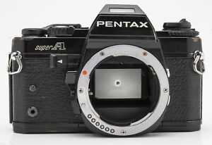 Pentax-Super-A-Fotocamera-Chassis-Body-analogica-reflex