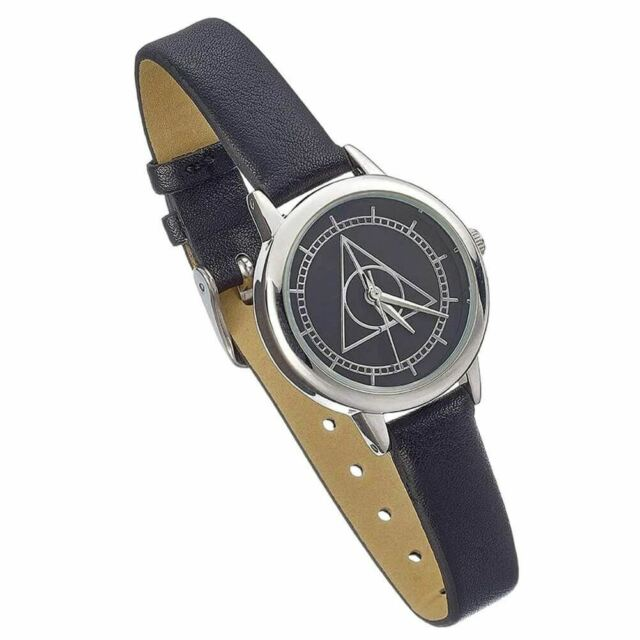Harry Potter Deathly Hallows Logo Symbol Watch Wristwatch - Boxed Carat