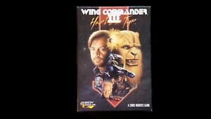 Wing Commander 3 Heart Of The Tiger Pc 1994 In Box Ebay