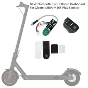 Details about Xiaomi M365 Dashboard+Screen Scooter Cover Circuit Bluetooth  Board Accessories