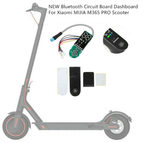 Xiaomi M365 Dashboard+Screen Scooter Cover Circuit Bluetooth Board Accessories