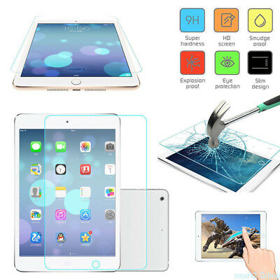 9H Premium Tempered Glass Screen Protector Film For iPad  Pro 9.7 10.5 12.9 LOT