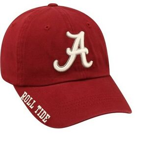 Image is loading Alabama-Crimson-Tide-Hat-NEW-NWT 1d67bec01763