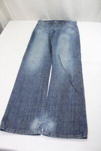 Neuwertig Jeans J7840 Dakota L34 Wrangler Blau W31 cYvpvTPq