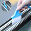 Multipurpose Window Groove Cleaning Brush Nook Cranny Dust Track Sweep Tool