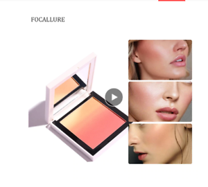 FOCALLURE-Face-Blush-palette-Natural-pink-cheek-waterproof-long-lasting-silky-or