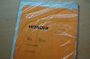 Amazing Hitachi Zaxis 800 850H Excavator Electrical Wiring Diagram Schematic Wiring Digital Resources Biosshebarightsorg