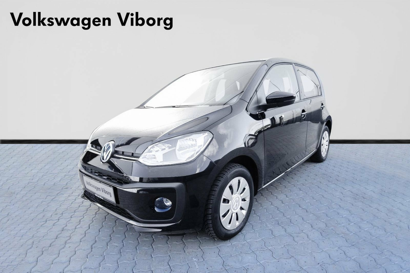 VW Up! 1,0 MPi 60 Move Up! BMT 5d - 110.880 kr.