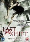 Last Shift DVD 5060103796304 Juliana Harkavy Joshua Mikel J. Larose Anth.