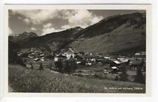 AK St. Anton am Arlberg, 1935 Foto-AK
